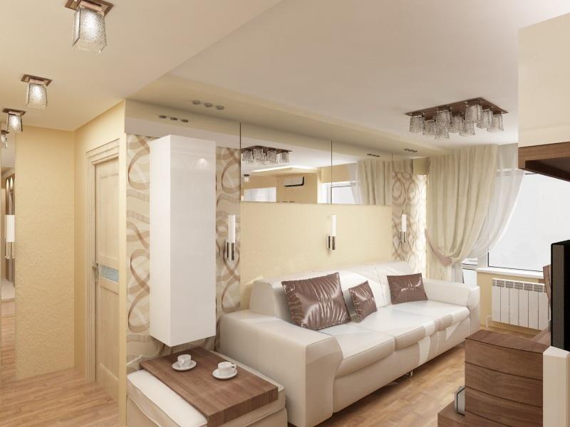 Дизайн квартиры хрущевка трехкомнатная квартира