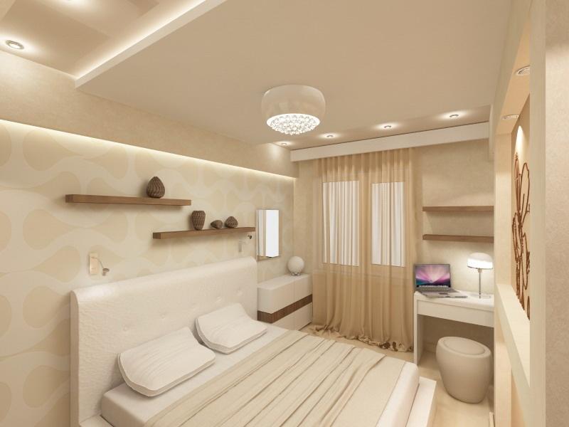 Гостиные спальни дизайн реальные